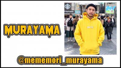 アカウント_murayama