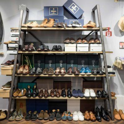 メメモリの靴の話