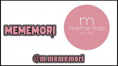 アカウント_mememori